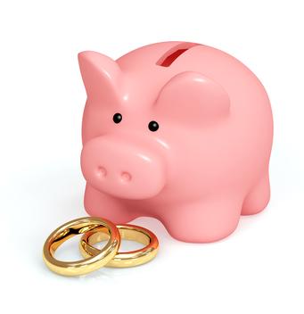 Money for wedding Budget