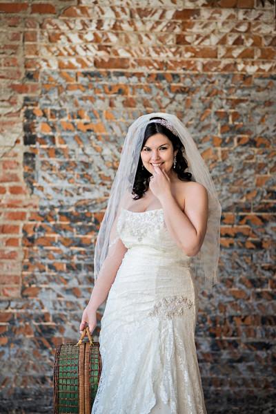 Bride - Virginia Wedding Photography