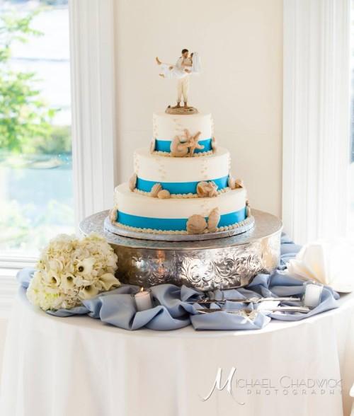 New Jersey Wedding Cake