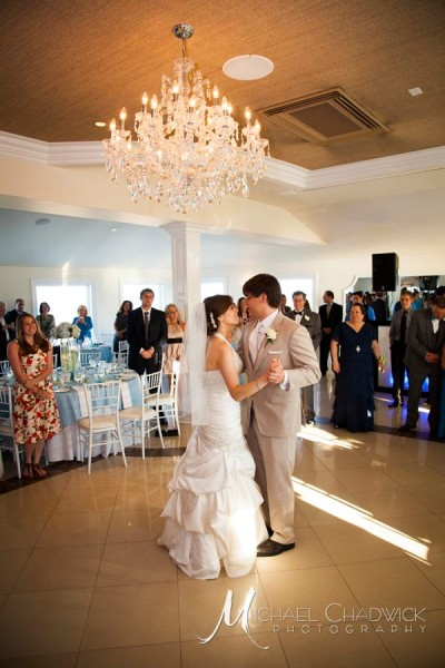 First Dance - Weddings on the Water
