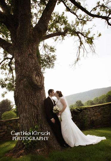 Wedding Kiss by Cynthia Kirsch Virginia