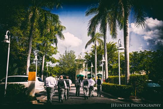 Wedding Party - Hyatt Key West