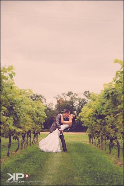Brideandgroom Winery Wedding NJ