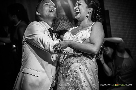 Wedding at El San Juan Resort &Casino