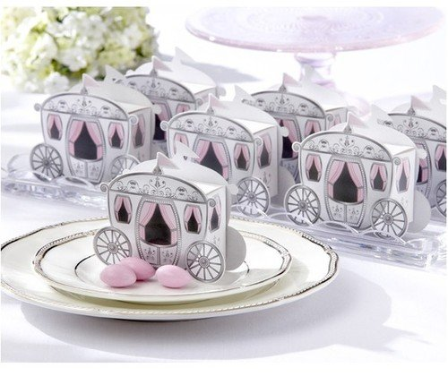 Fairy Tale wedding favor box