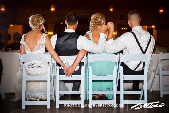 Best man and Maid of Honor Love