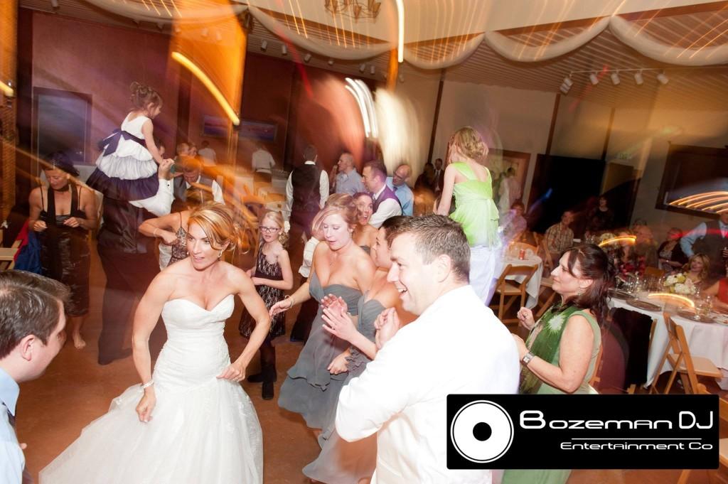 Bozeman MT Wedding DJ