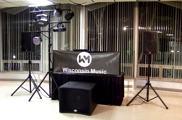 Wisconsin Music DJ