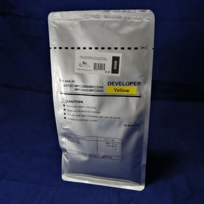 Revelador Amarillo Ricoh D023-9680 (Compatible) Mpc2050/2500/2800/3501/4000