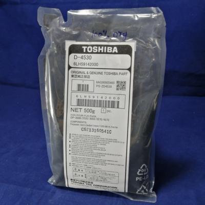 Revelador Negro Toshiba Original D-4530 E-Studio 205L/206/255/306/455/456/506 500 Grs