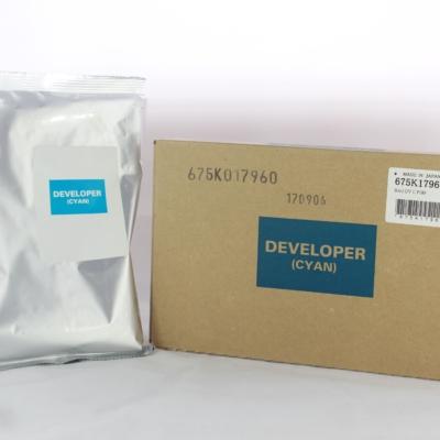 Revelador Cyan Xerox Original 675K17960 Dc 242/252/240/250/260/Wc 7655/7665/7675/7755/7765/7775