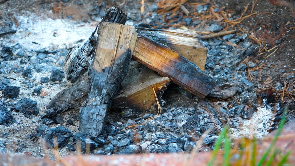 Backyard Fire Pit Homemade