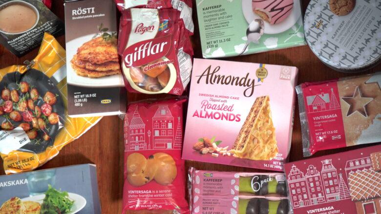 Swedish Food at Home Ikea Groceries