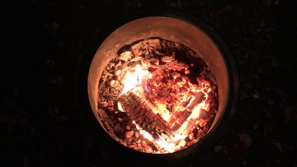 Solo Stove Fire