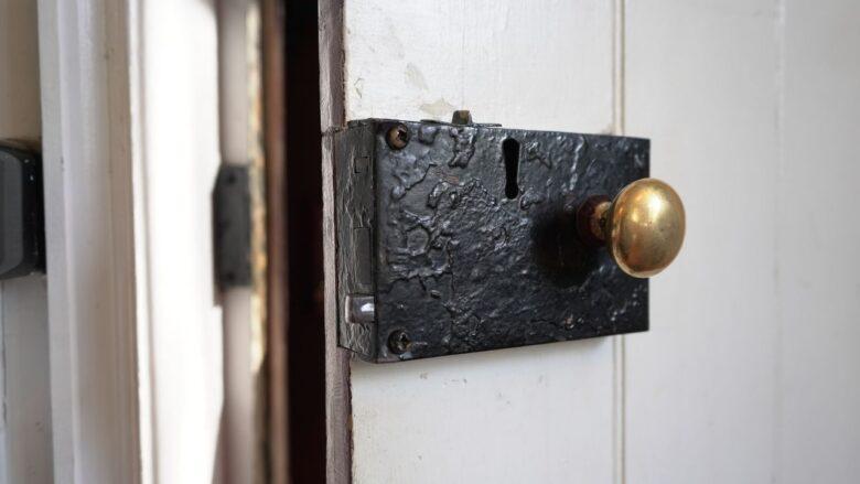 Lockhouse 10 old door knob