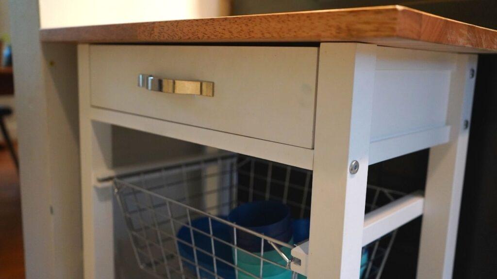 Montessori Kitchen Set Up at Home