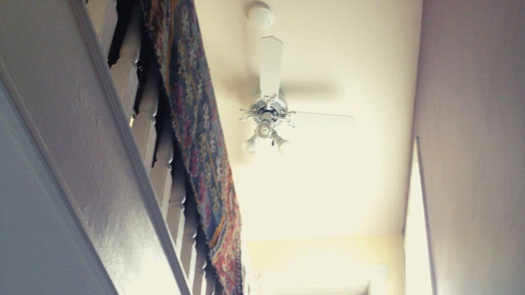 Old house fan
