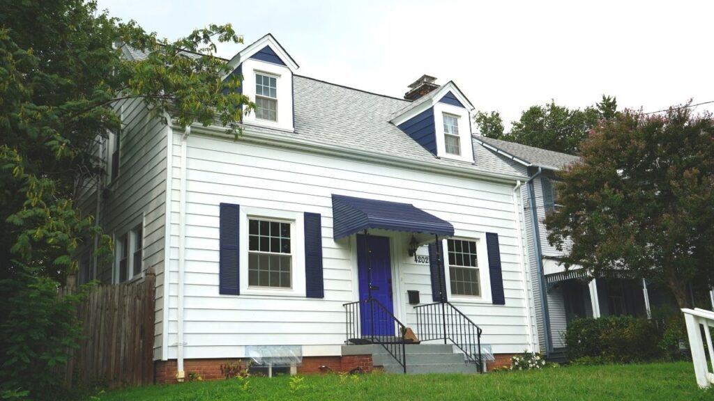 Cape Cod American Old House Styles