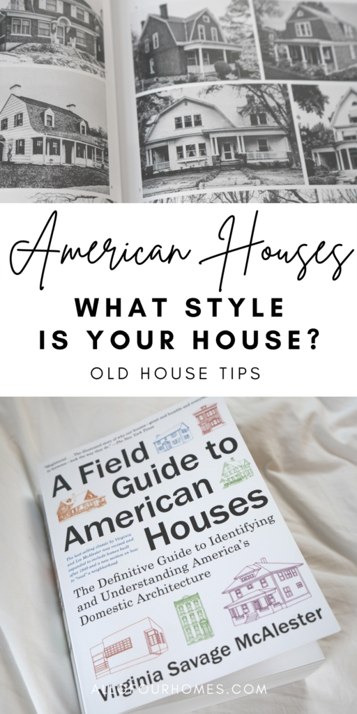 A Field Guide to American Houses Book Review
