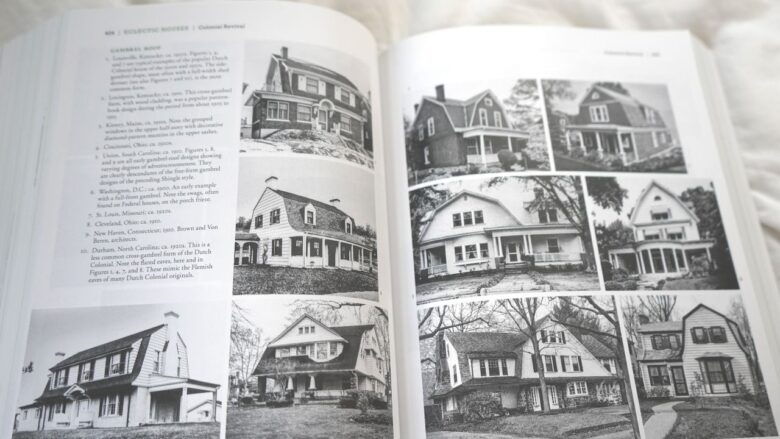 A Field Guide to American Houses old house styles