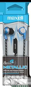 Bass 13 Metallic Earbuds