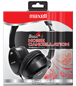 Bass 13 Noise Cancellation Headphones