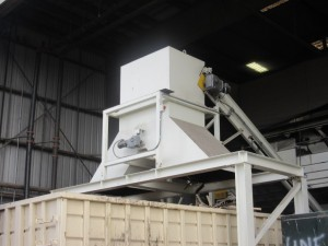 Waste Management Davis Diverter Chute Prototype