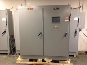 Standard Titus Control Panel NEMA 12/4