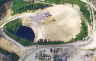 A Hidden Health Threat From The Hurricanes In The Caribbean: Toxic Leaks From Massive Landfills