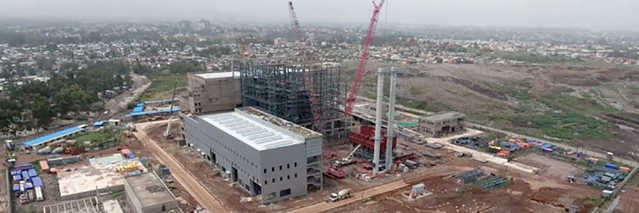 Reppie Waste to Energy Facility