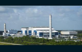 WTE facility in West Palm Beach, FL