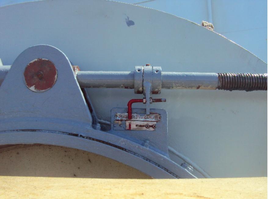 mooring winch
