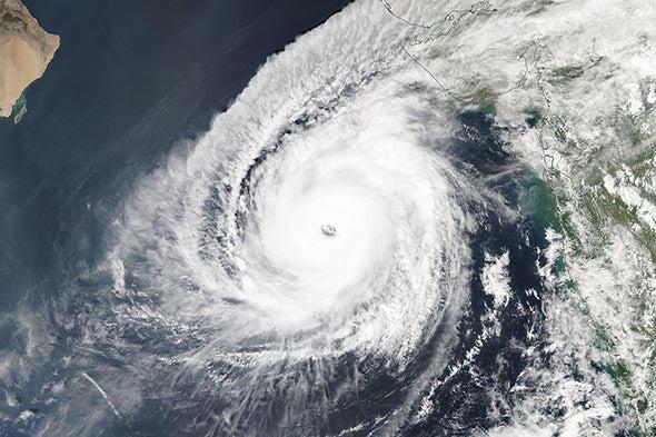 Tropical Revolving Storm