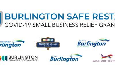 Burlington Safe Restart Program First Round Funding Recipients Announced