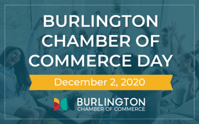 December 2nd 2020 Declared as Burlington Chamber of Commerce Day