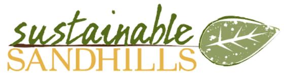 Sustainable Sandhills