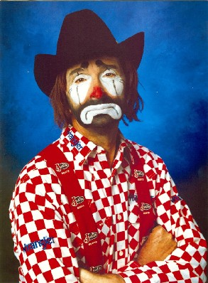 rodeo clown 3