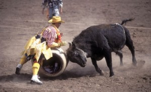 rodeo clown 6