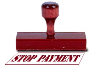 stop-payment