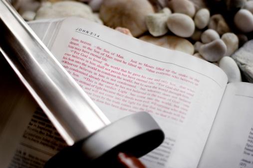 Sword and Scripture