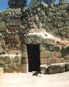 Lazarus Tomb