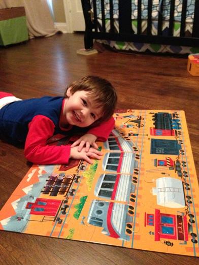 Jackson Puzzle