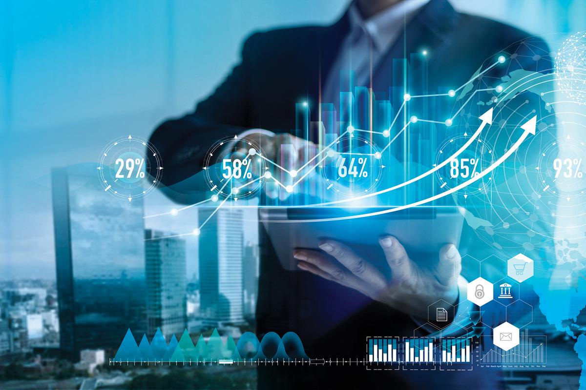 Gathering Data illustration