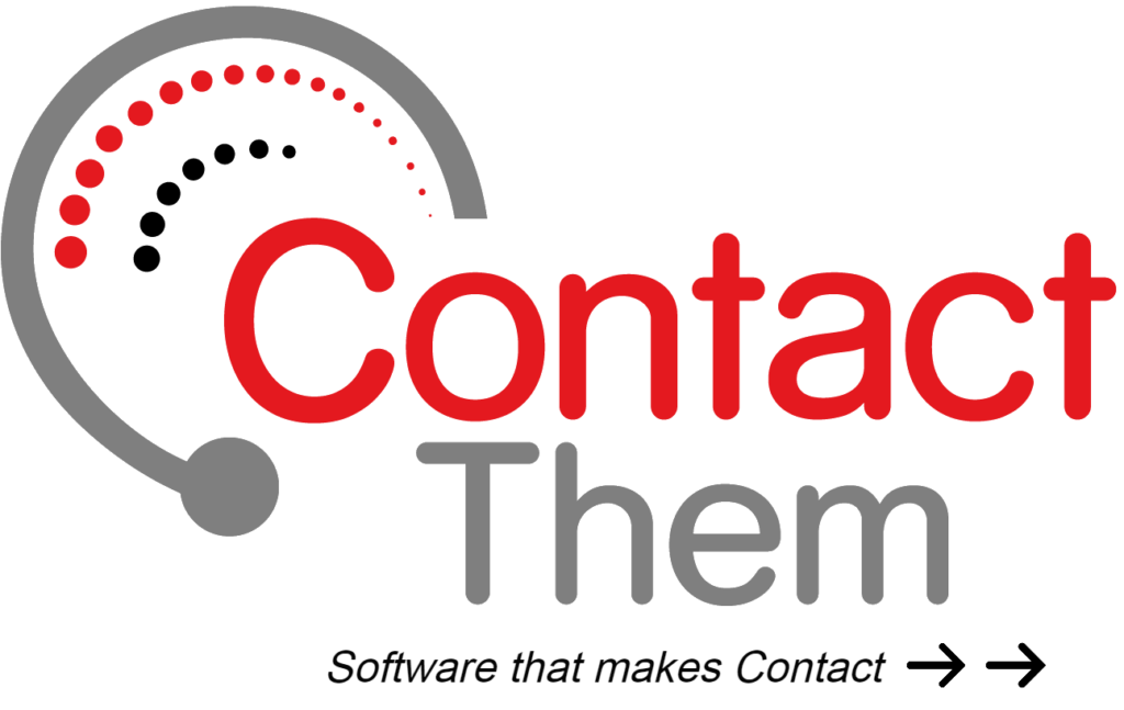 Software that makes contact