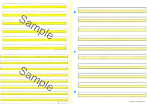 BrightLines Paper Style Sample