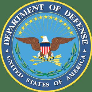 DoD Secretary of Defense Seal SDC