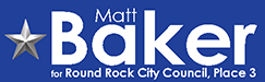 Vote Matt Baker