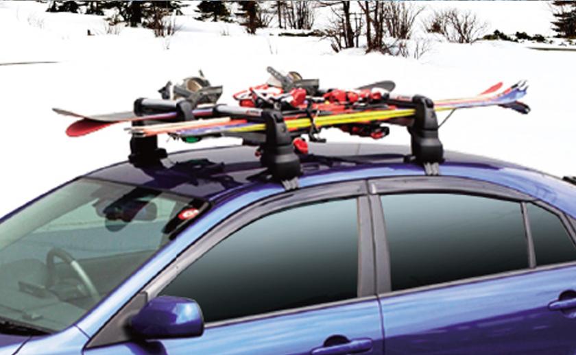 Dedicated Snow Racks