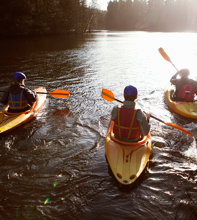 Canoe / Kayak / SUP