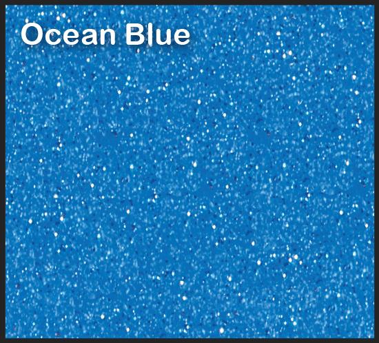 Ocean Blue Color